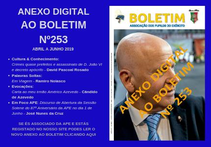 Anexo Digital do Boletim N. 253