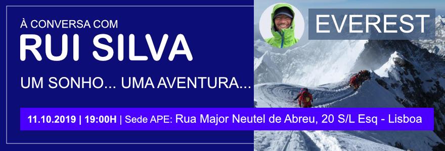 À Conversa com Rui Silva - Everest