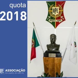 Quota APE 2018