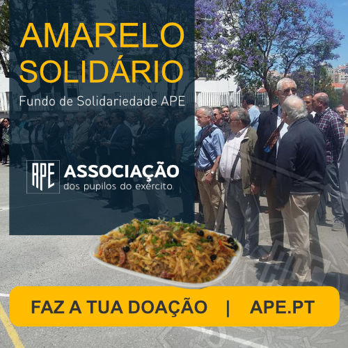 Doação ao Fundo de Solidariedade da APE | Amarelo Solidário