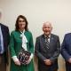Apresentação de cumprimentos à Secretária de Estado dos Recursos Humanos e Antigos Combatentes