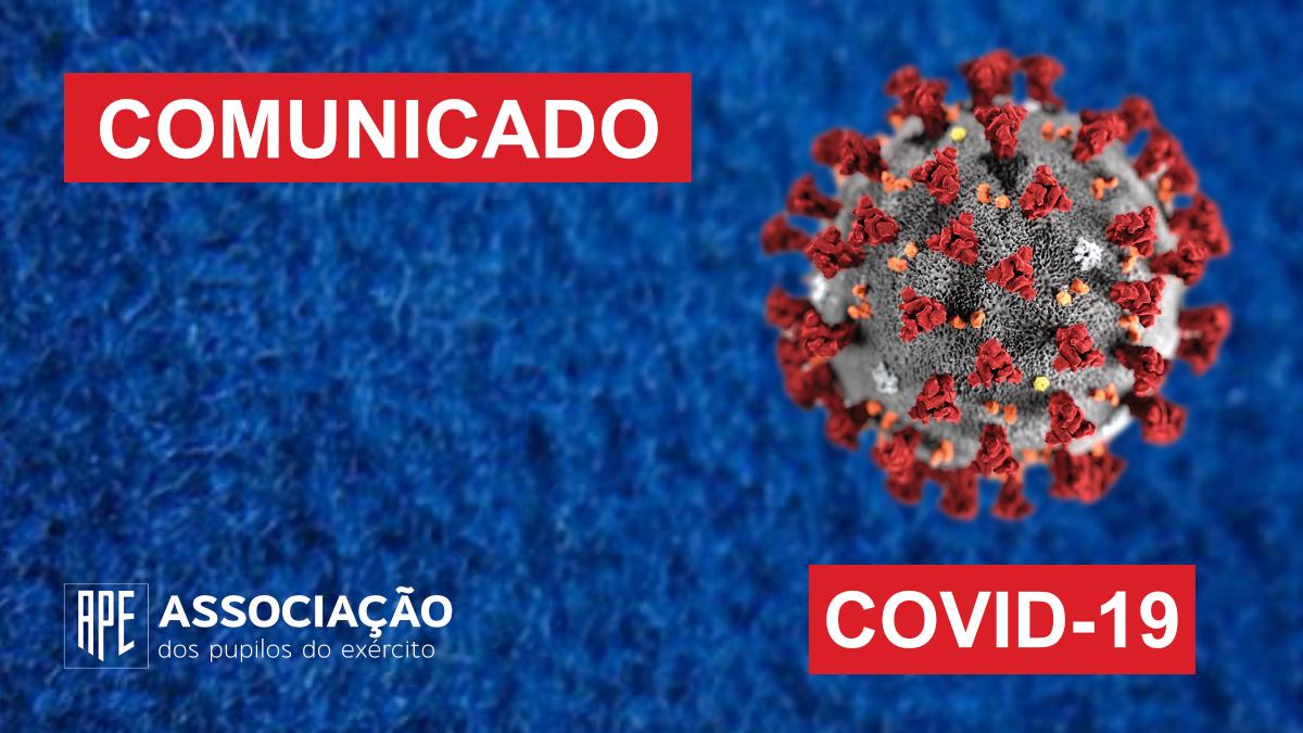 COVID-19 Comunicado APE