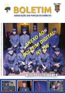 Anexo do Boletim 256 da APE