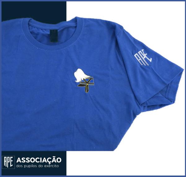 I0866-APE T-shirt do Pilão com símbolo da barretina no peito